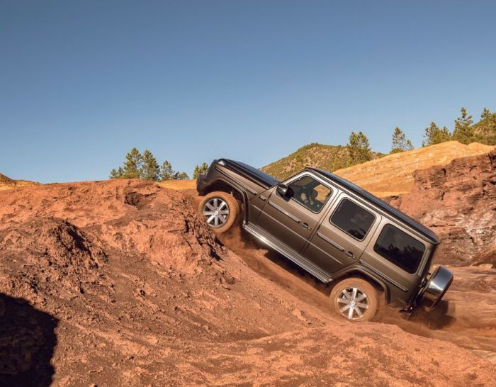 Image Gallery – Mercedes G-Class