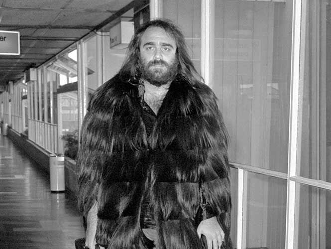 Demis Roussos: A colourful career | Demis Roussos