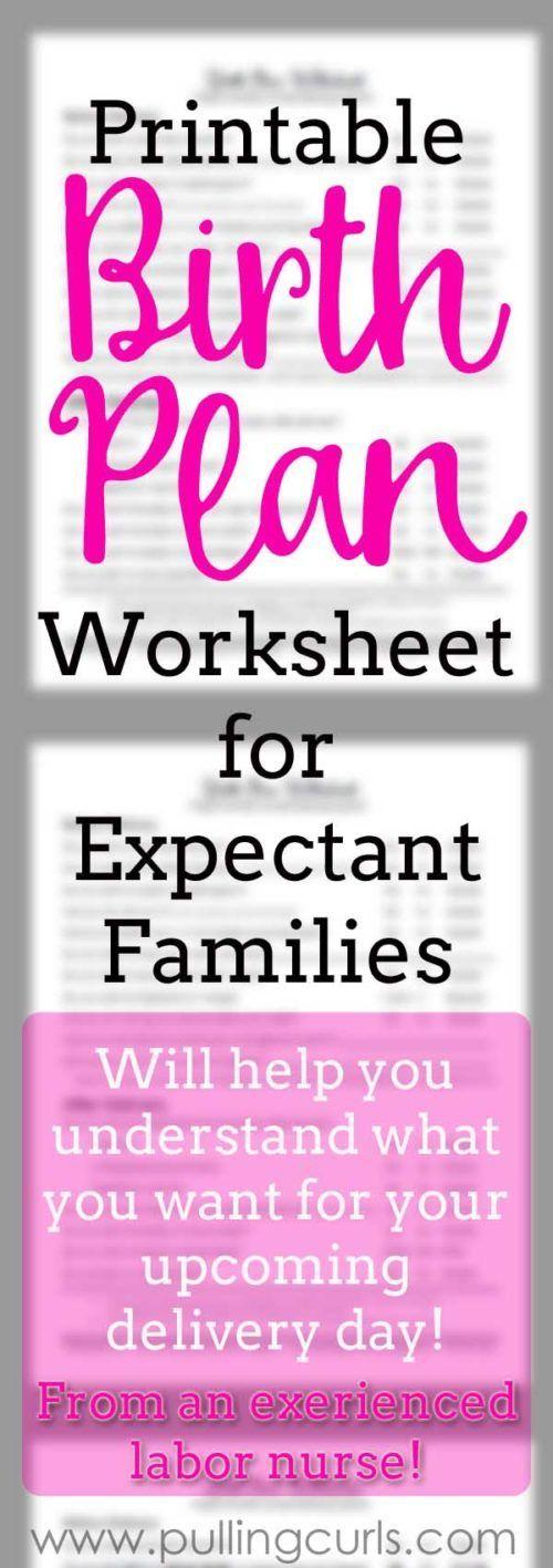 Best 25+ Birthing plan ideas on Pinterest Baby checklist, Birth - birth plan sample