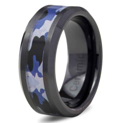 14 best Camo Wedding Bands for Him images on Pinterest Camo