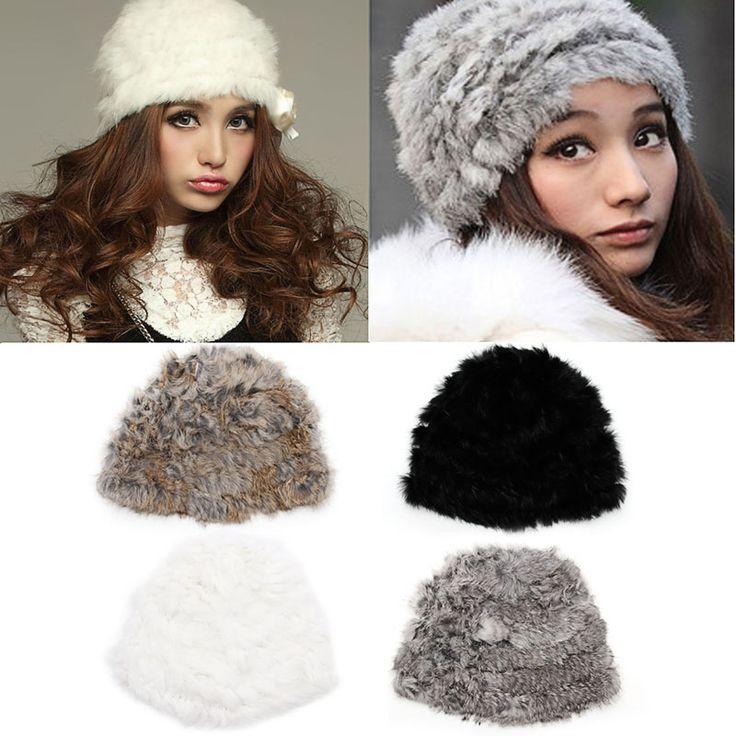 $5.14 (Buy here: https://alitems.com/g/1e8d114494ebda23ff8b16525dc3e8/?i=5&ulp=https%3A%2F%2Fwww.aliexpress.com%2Fitem%2FFashion-Russian-Lady-Rabbit-Fur-Knitted-Cap-Women-Winter-Warm-Beanie-Hat%2F32749094128.html ) Fashion Russian Lady Rabbit Fur Knitted Cap Women Winter Warm Beanie Hat for just $5.14