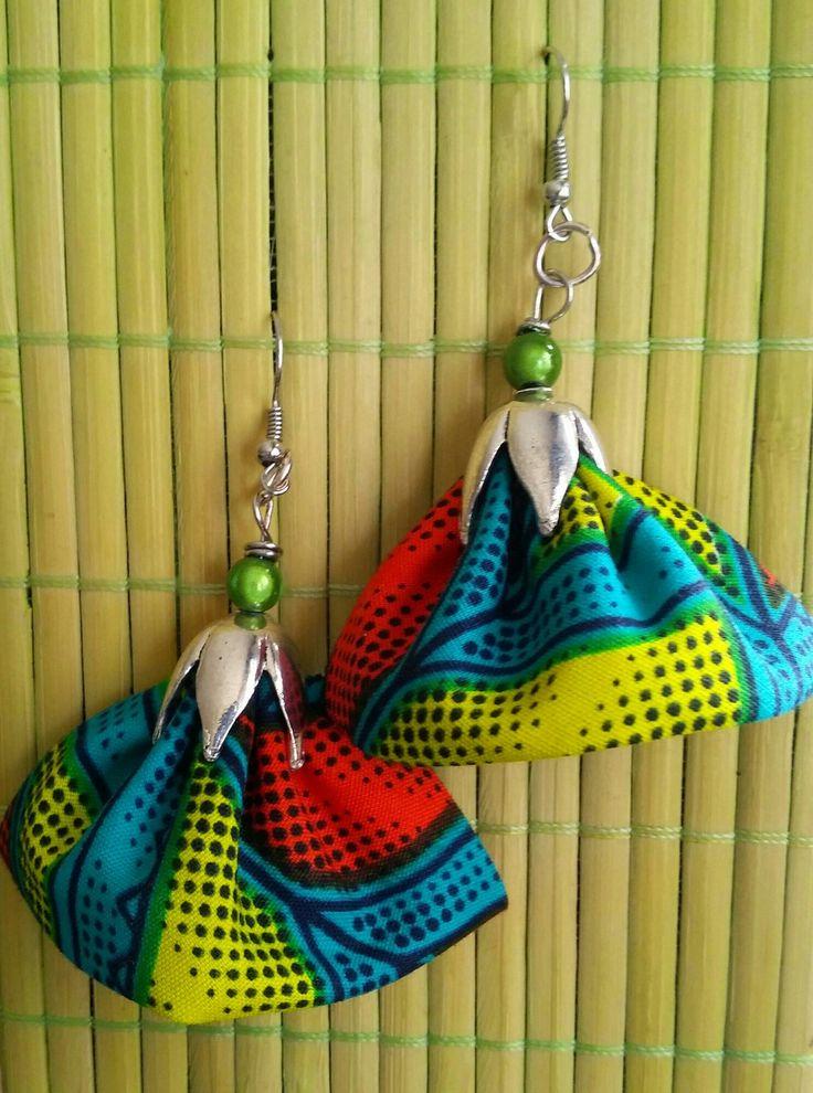 """Boucles d'Oreilles Originales """"Crazy Wax"""" : Boucles d'oreille par tidi-wax"""