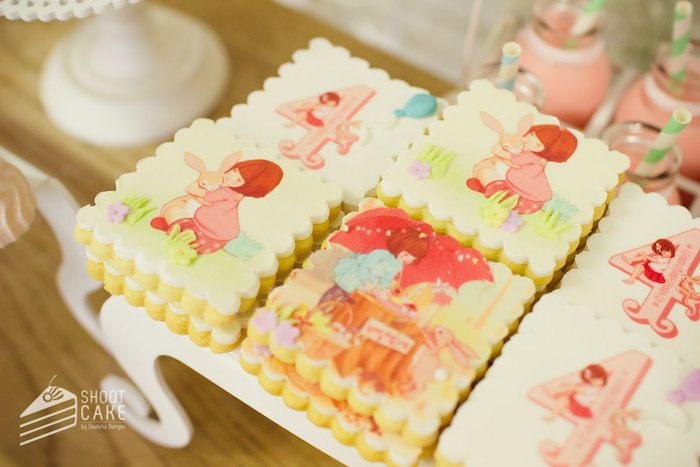 Belle & Boo themed birthday party via Kara's Party Ideas | KarasPartyIdeas.com #belleandbooparty (16)