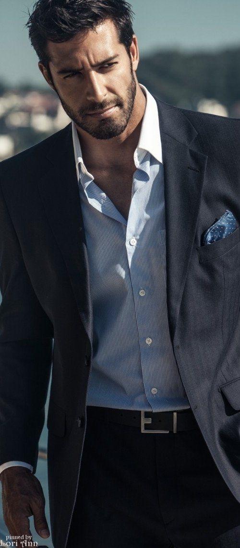Beto Malfacini - for more fashion inspiration check out http://www.stylecoachnyc.com