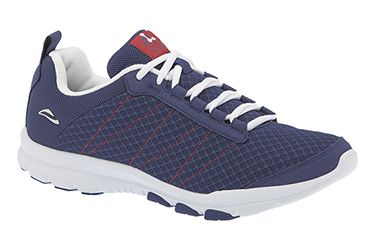 ABEO LiTe Spire workout shoes for men! #navy #red
