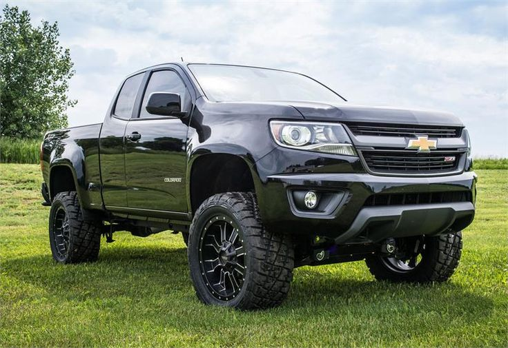 "BDS 5.5"" Lift Suspension 2015-2016 Chevy Colorado / GMC Canyon"