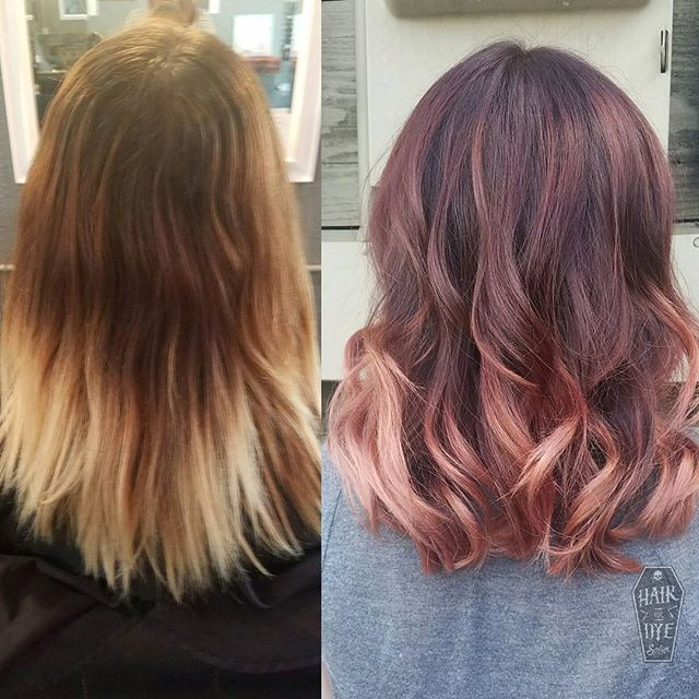 Best 25+ Rose gold ombre ideas on Pinterest | Rose gold ...