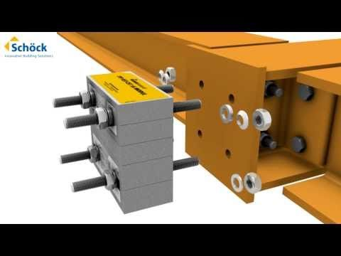 Animation of Schöck Isokorb® type KST (for UK)