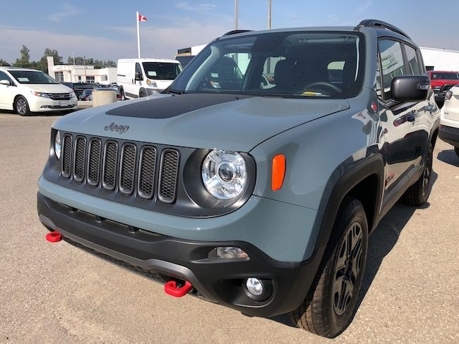 Image Result For 2018 Jeep Renegade Trailhawk Anvil Jeep