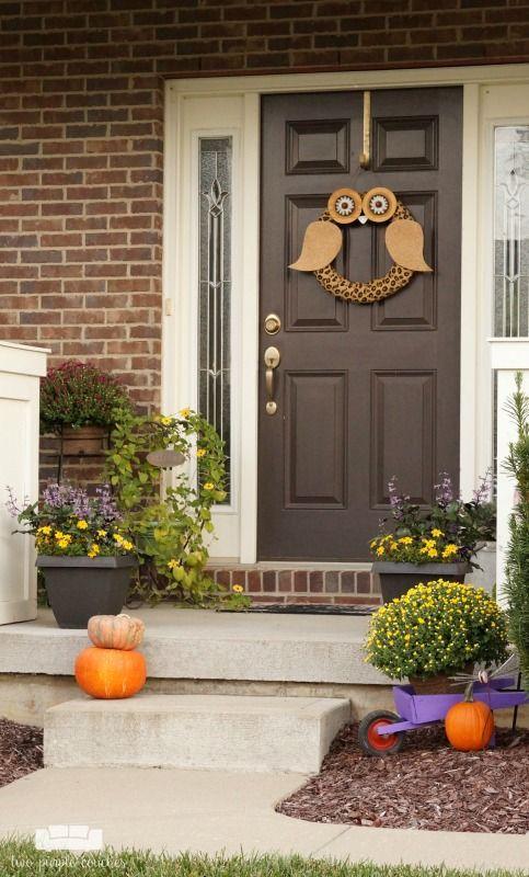 435 best images about autumn decorating ideas on pinterest