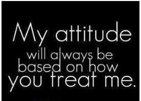 My attitude...Treats, Attitude, Inspiration, Life, Quotes, Truths, Typewriters Keyboard, Living, True Stories