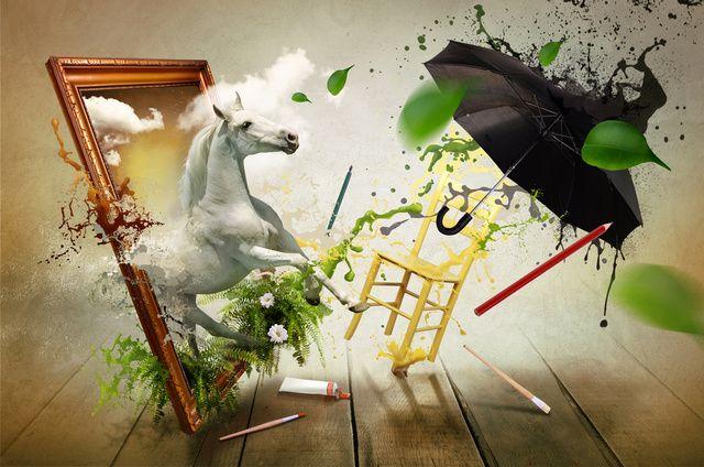 #absurdo #creatividad #arte