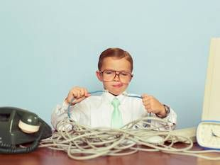 Telefon ummelden, Foto: iStock/ RichVintage