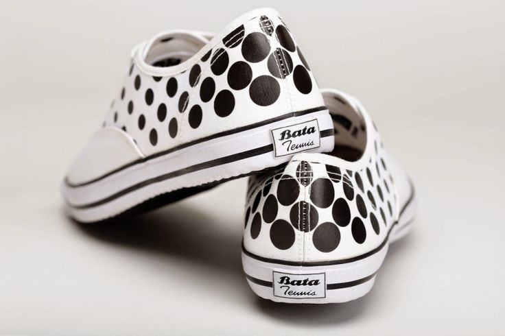 COMME DES GARÇONS PUT THEIR OWN SPIN ON THE ICONIC BATA TENNIS SHOE