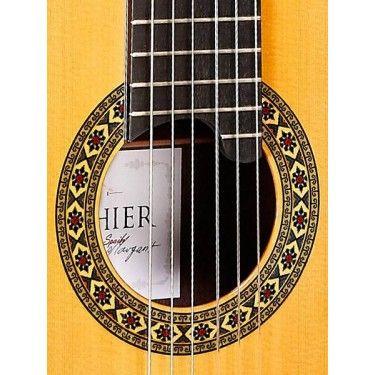 Alhambra Luthier India guitare classique