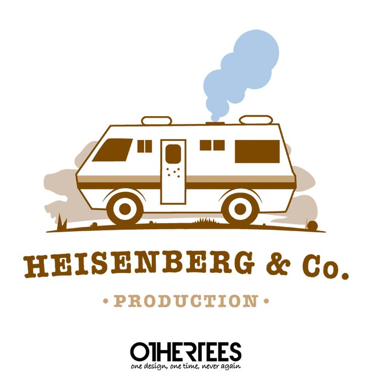 """""""Blue Meth Production"""" by theDukeGreek T-shirts, Tank Tops, Sweatshirts and Hoodies are on sale until 16th October at www.OtherTees.com Pin it for a chance at a FREE TEE! #heisenberg #walterwhite #mrwhite #jessepinkman #breakingbad"""