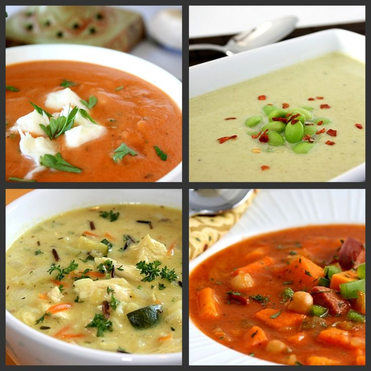 ... Soups on Pinterest | Soups, Loaded Baked Potato Soup and Navy Bean
