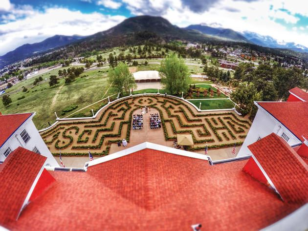 The Stanley Hotel Get Its Maze | 5280
