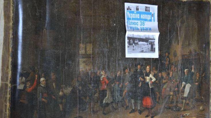 'Geheime dienst Oekraïne betrokken bij kunstroof Westfries Museum' | NOS