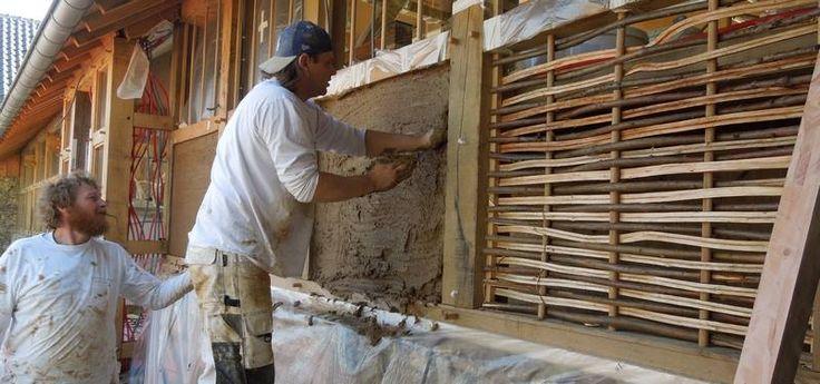 traditionele bouwtechnieken bij de restauratie van de Oude Pastorie tussen Beek en Neerbeek [mei 2016]