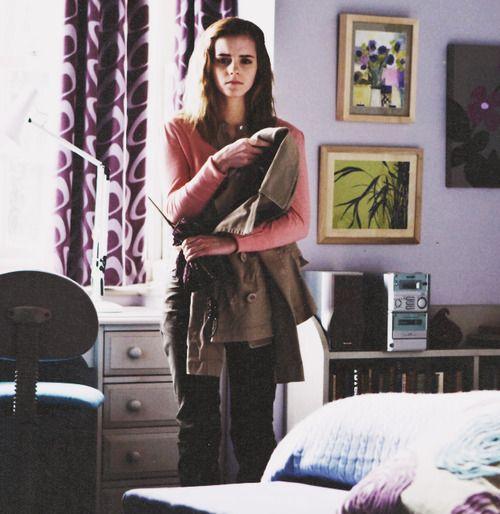 Emma Watson, Hermione Granger, Harry Potter