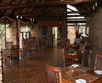 Restaurant at Berg-en-Dal Restcamp