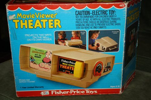 Fisher Price MovieViewer