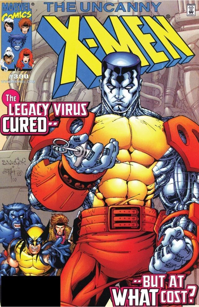 Uncanny X Men 1963 2011 390 Comic Book Covers X Men Comics