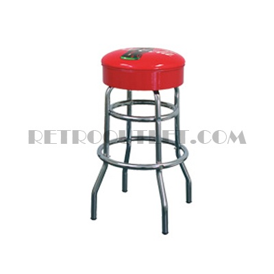 Luxury Coca Cola Bar Stools