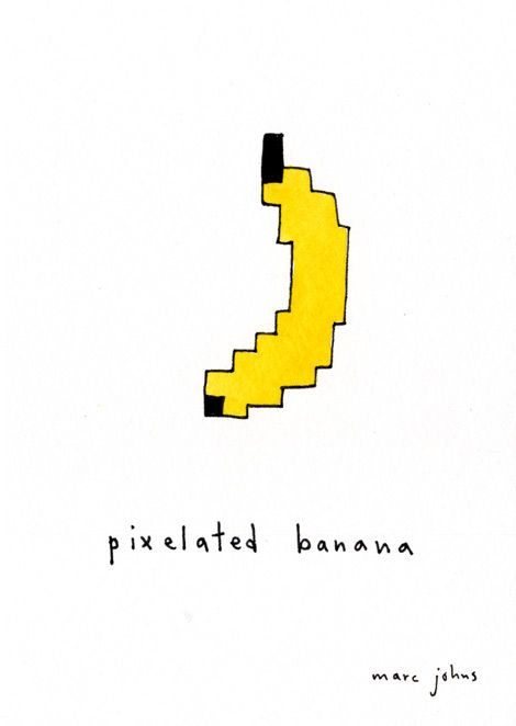 25  Best Images About Bananas Illustrations On Pinterest
