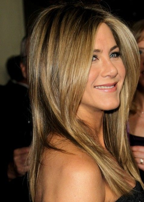 Jennifer Aniston Hairstyle - 25 Style Personified Jennifer ...