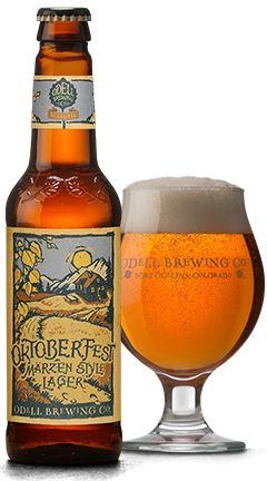 Oktoberfest - Odell Brewing Company #beer #brewing #oktoberfest