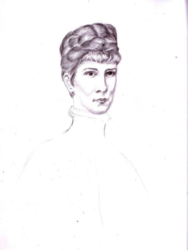 Empress Elisabeth of Austria (Sissi) by maya40.deviantart.com on @deviantART