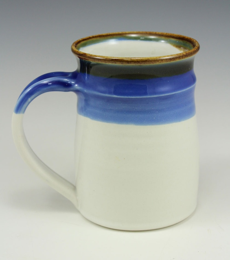 Webb High Fire Stoneware mug 12 oz