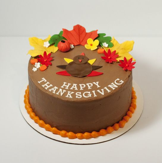 Cake Images For Thanksgiving : 17 Best images about thanksgiving cakes on Pinterest ...