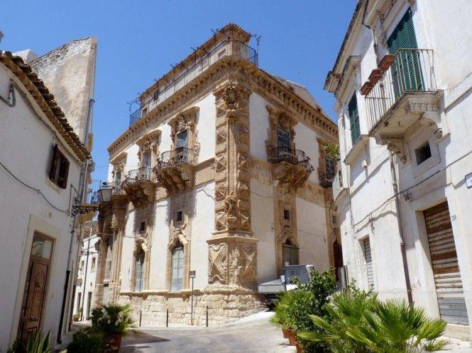Palazzo Beneventano, Scicli, Ragusa