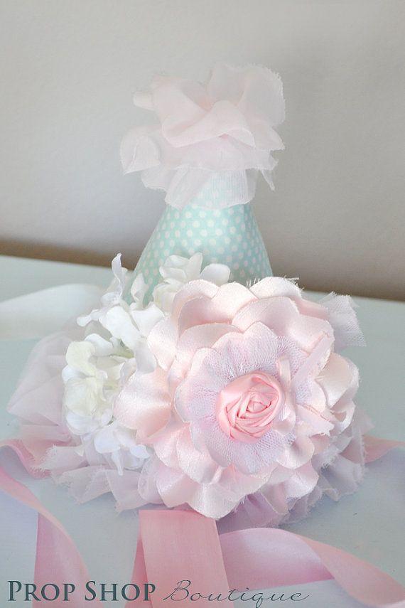 Girls Princess Flower Garden Birthday Party by propshopboutique, $45.00