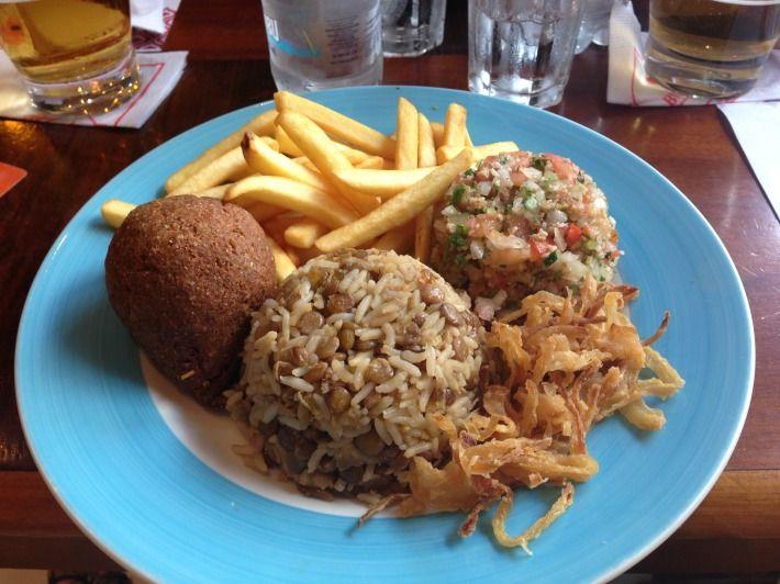 The best Rio food: Beduino