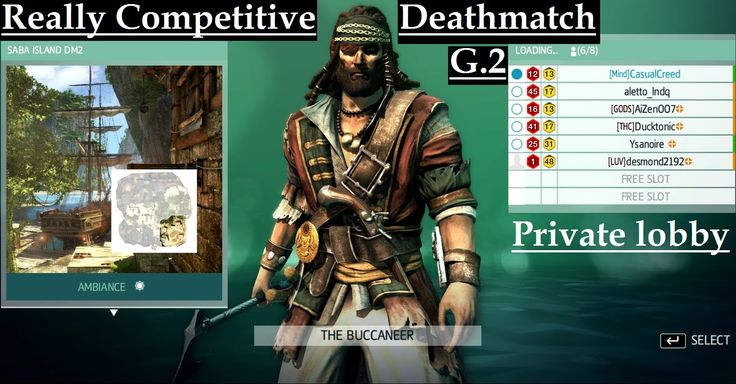 G.2: Really Competitive DM (Stealthy)