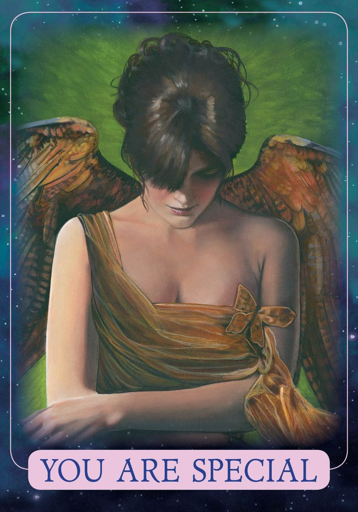 Oracle Card You Are Special | Doreen Virtue - Official Angel Therapy Website