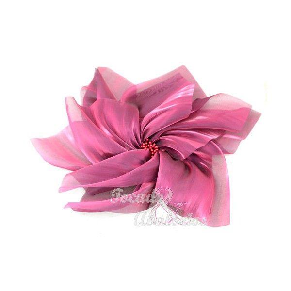 Inspírate en los elementos de la naturaleza, como las flores, para hacer tus diseños #floresdetela