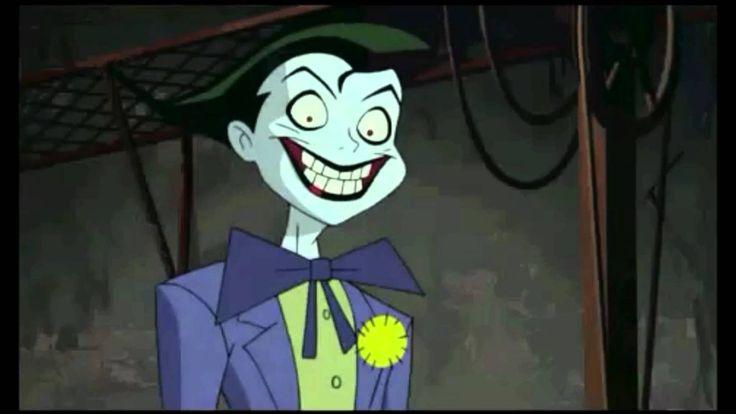 Joker's Death Full Scene Batman Beyond: Return Of The Joker