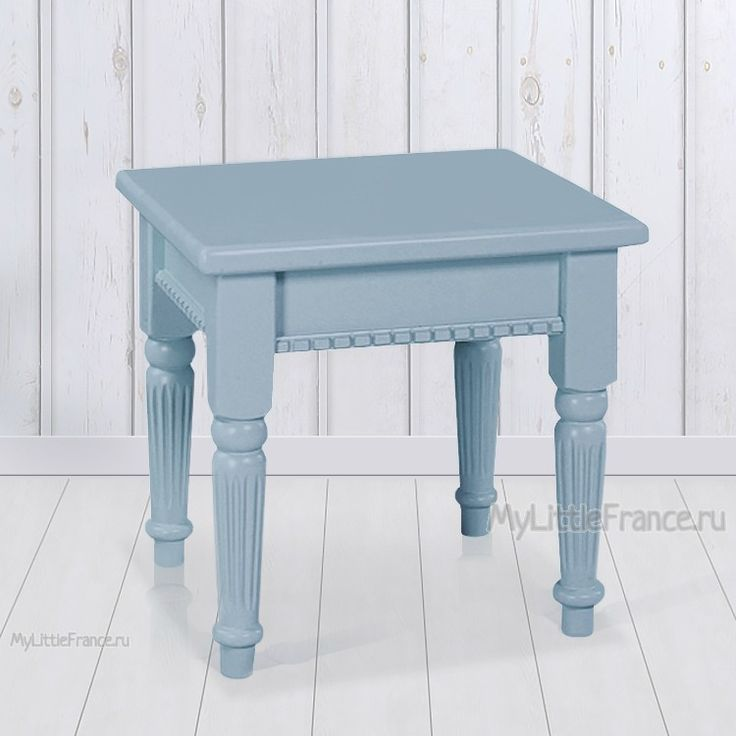Чайный столик Marielle - Журнальные и кофейные столики - Гостиная и кабинет - Мебель по комнатам My Little France
