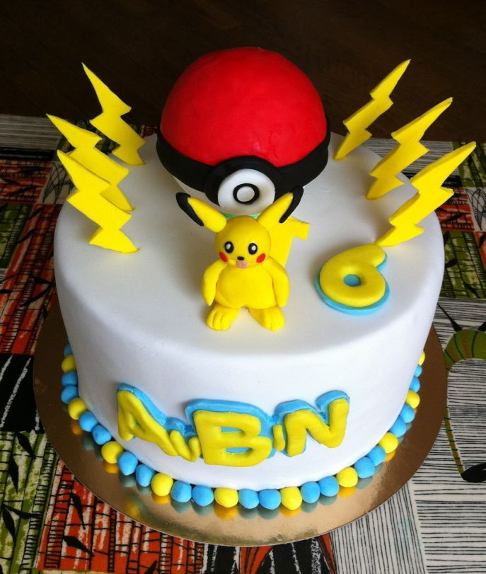 Célèbre The 25+ best Gâteau pikachu ideas on Pinterest | Pokemon cake  OA02