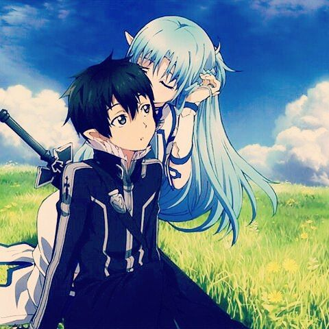 Sword Art Online - Kirito x Asuna