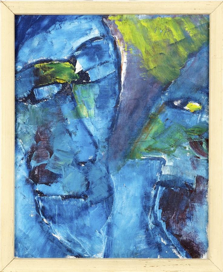 PYK, Madeleine (född 1934)- Figure Composition