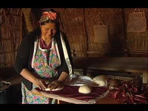 comidas  Mapuches