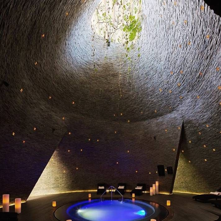 Inspired by the natural swimming holes of the cenotes in the Riviera Maya, Cenote Spa at Grand Hyatt Playa del Carmen offers the ideal setting to relax and rejuvenate in tranquility.