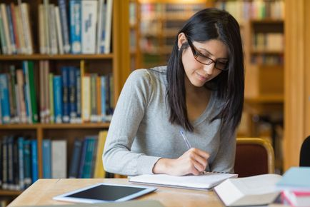 The student may send many tuition assistance letters, so they need to make a list of all the possible donors and modify each letter for each person or institution.