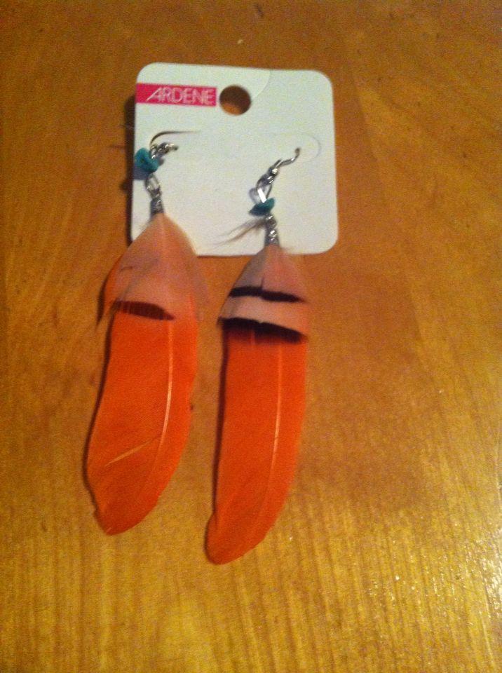 Earrings $1
